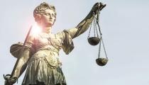 Justitia Grundgesetz